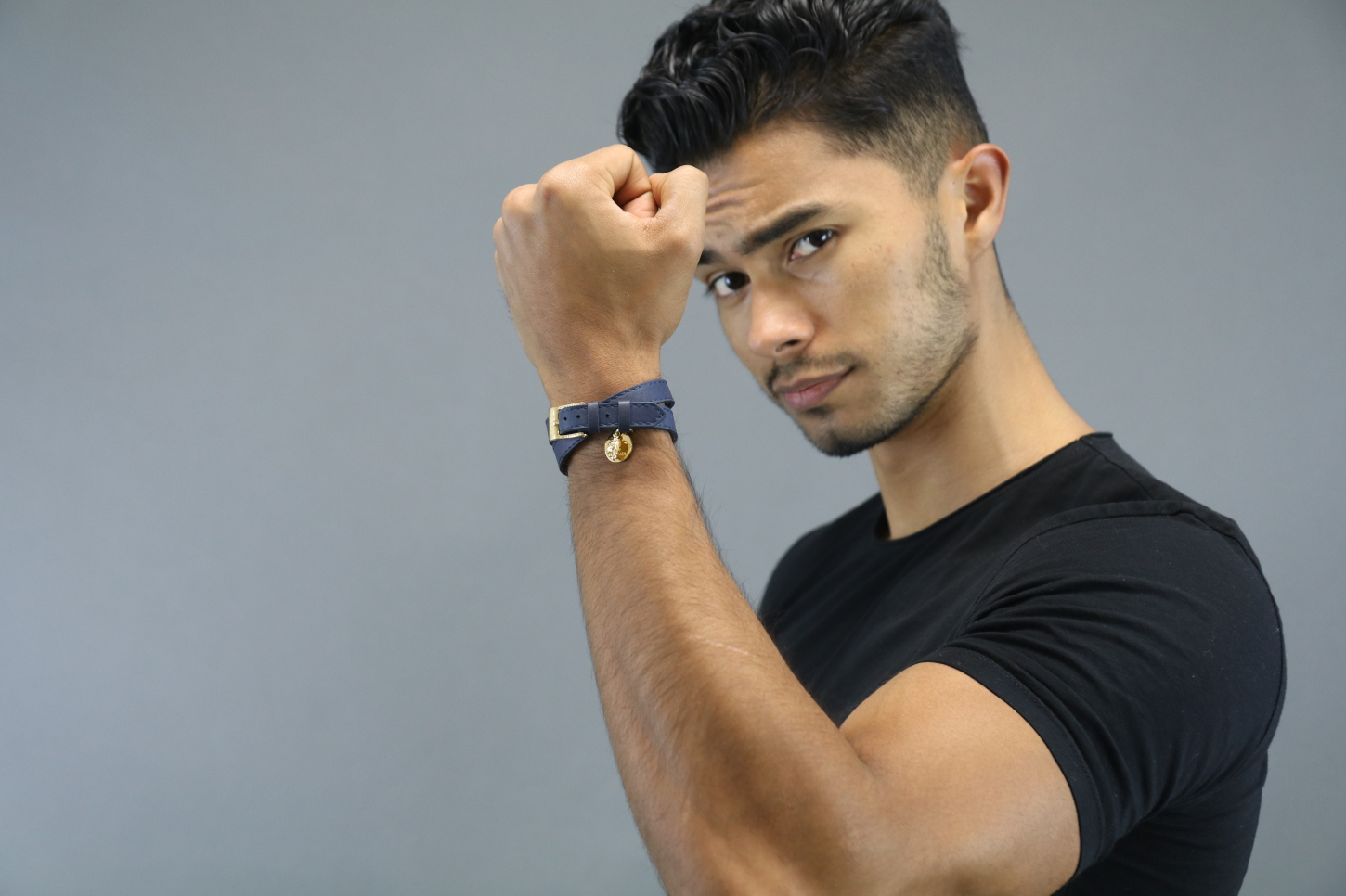 3538c0e9ad083 The 6 Pieces of Jewelry Any Man Can Wear (That are acceptable)